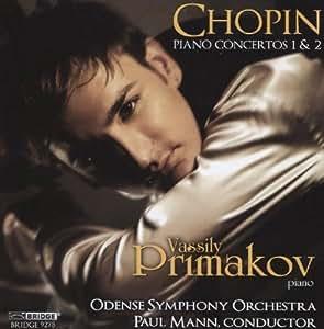 Primakov Plays Chopin Concertos