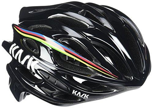 KASK(カスク) ヘルメット MOJITO BLK/IRIDE L ヘルメット・サイズ:59-62cm