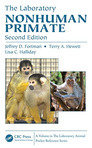 The Laboratory Nonhuman Primate, Second Edition: Volume 8 (Laboratory Animal Pocket Reference)