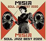 【Amazon.co.jp限定】MISIA SOUL JAZZ BEST 2020 (通常盤) (メガジャケ付)