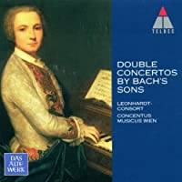 Bach's Sons: Double Concerti