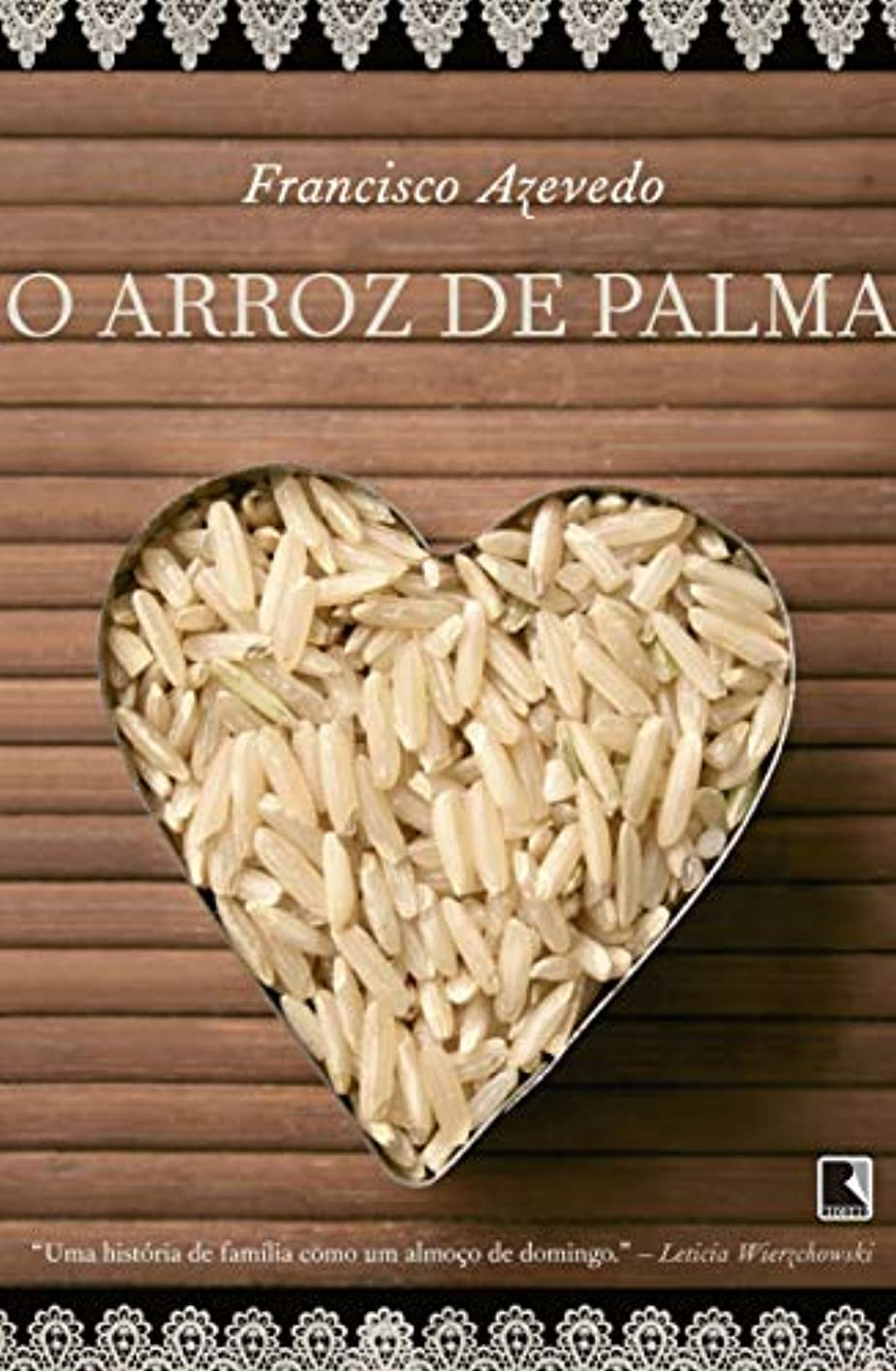 郵便物着実に慈善O Arroz de Palma (Portuguese Edition)