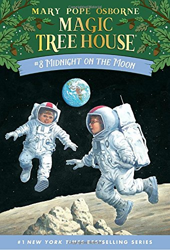 Midnight on the Moon (Magic Tree House (R))の詳細を見る