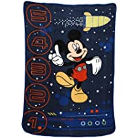 ディズニー無重力コーラルフリースブランケット、ミッキーマウス
