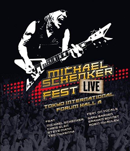 Michael Schenker Fest : Live Tokyo International Forum Hall A [Blu-ray] [Import]
