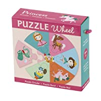 Princess Puzzle Wheel