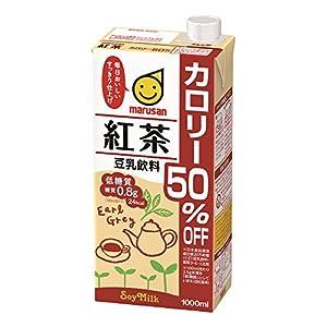 マルサン 豆乳飲料紅茶 カロリー50%オフ 1...の関連商品1