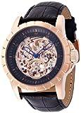 [ブルッキアーナ]BROOKIANA 機械式腕時計 フルスケルトンオートマティック BA1682-PG メンズ