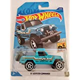 Hot Wheels 2020 Baja Blazers '67 Jeepster Commando, Blue 71/250