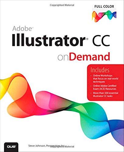 Download Adobe Illustrator CC on Demand 078975164X