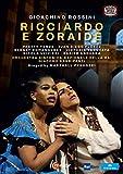 ロッシーニ : 歌劇 「リッチャルドとゾライデ」 (Gioachino Rossini : Ricciardo e Zoraide / Giacomo Sagripanti | Orchestra Sinfonica Nazionale Della RAI) [2DVD] [Import] [日本語帯・解説付]