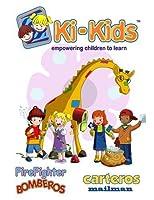 Ki-Kids: Firefigters & Carteros [DVD] [Import]