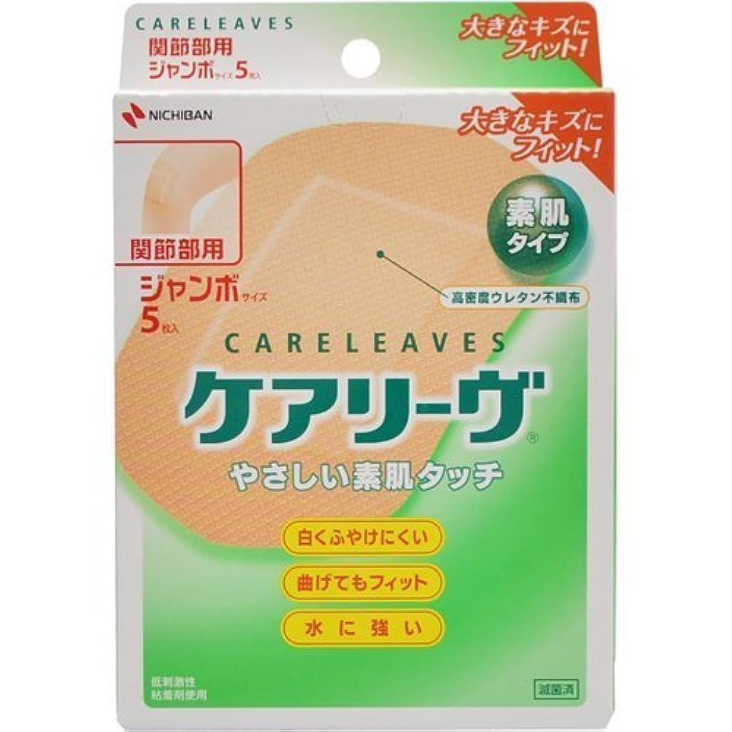 モジュールモール衣類【ニチバン】ケアリーブ ジャンボ 5枚 ×5個セット