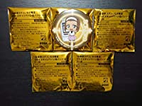 名探偵コナン セガ限定 プライズキャンペーン 缶バッジ B 鈴木園子 5個セット