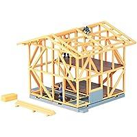 トミーテック ジオコレ 建物コレクション 071-2 建築中の建物 A2 ジオラマ用品