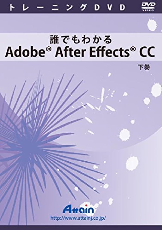 ビルダー延期する満たす誰でもわかるAdobe After Effects CC 下巻