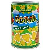 パイナップル缶詰 シークヮーサー風味 加糖