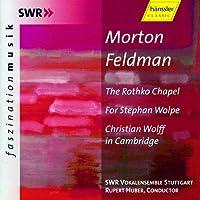 Feldman: Rothko Chapel