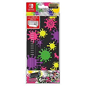 FRONT COVER COLLECTION for Nintendo Switch(splatoon2)Type-A 任天堂公式ライセンス商品
