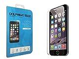 iPhone 6s 6 ガラスフィルム 液晶保護フィルム 4.7インチ フィルム 強化ガラス 国産素材 使用 硬度9H ラウンドエッジ DOLPHIN47 EDGE