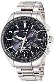 [アストロン]ASTRON 腕時計 ソーラーGPS衛星電波修正 サファイアガラス 10気圧防水 SBXB077 メンズ