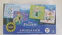 Frozen 4パズルパック