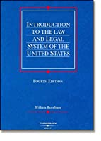 Introduction to the Law And Legal System of the United States