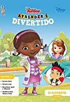 Disney Junior. Aprender É Divertido. Alfabeto
