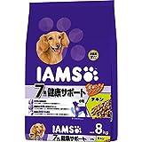 アイムス (IAMS) シニア犬 7歳以上用 健康サポート チキン 小粒 8kg