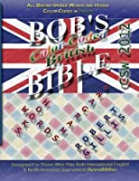 Bob's Color-Coded British Bible: Official Words Hooks & Anagrams for International CSW12 Scrabble? Play [並行輸入品]