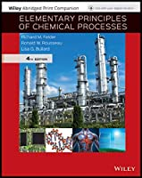 Elementary Principles of Chemical Processes, 4e Abridged Loose-leaf Print Companion and WileyPLUS Card (Wiley Plus Products)