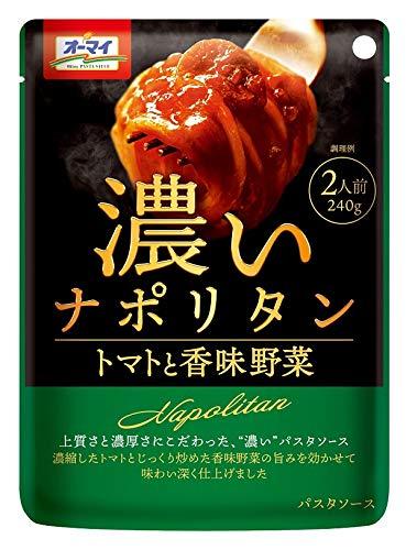 日本製粉 濃いナポリタン