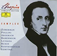 Chopin Edition Sampler