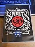 SIAM SHADE SPIRITS - RETURN THE FAVOR - SAITAMA SUPER ARENA 20111021 DVD