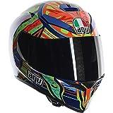 AGV K3 SV ヘルメット 5-Continents ファイブコンチネンツ XL [並行輸入品]