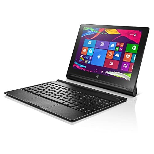Lenovo YOGA Tablet 2 with Windows キーボード付き(Windows 8.1 with Bing 32bit/Atom Z3745/2GB/32GB/10.1型ワイド/OffieH&B)59428422