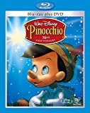 ピノキオ ブルーレイ・プラス・DVD セット[Blu-ray/ブルーレイ]