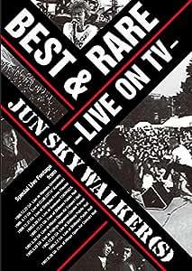 BEST&RARE~LIVE ON TV~ [DVD]