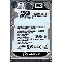 Western Digital wd3200bekt-00pvmt0DCM : hhotjak 320GB