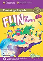 Fun for Movers. Student's Book with audio with online activities. 4th Edition