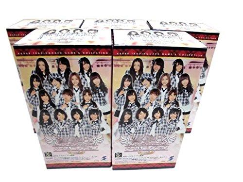 AKB48 トレーディングカード ゲーム&コレクション vol.1 BOX 5箱セット