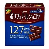 ロッテ ポリフェノールショコラ(カカオ50%) 56g 6個