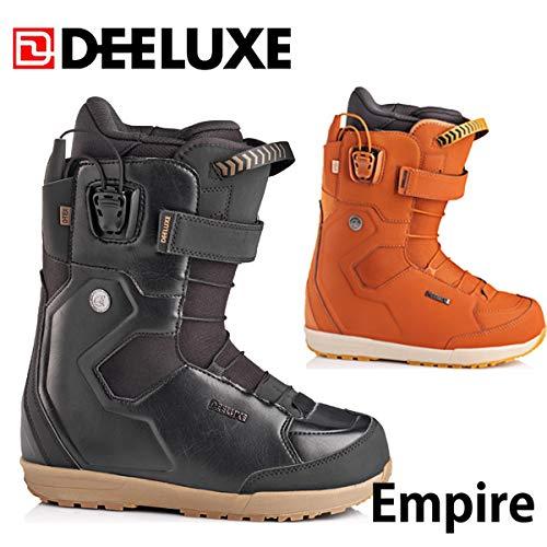 18-19 DEELUXE/ディーラックス EMPIRE TF エンパイア メンズ 熱成型 ブーツ スノーボード 2019 25.5 BLACK