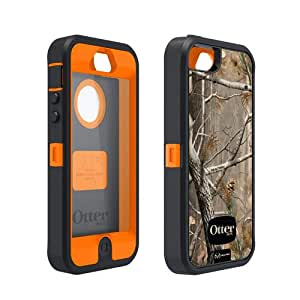 OtterBox Defender for iPhone 5 Realtreeカモフラージュシリーズ AP Blazed OTB-PH-000012
