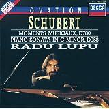 シューベルト:ピアノ・ソナタ第19番/楽興の時