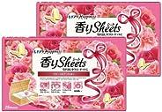 【まとめ買い】 レノア ハピネス 香りシート フローラルブーケの香り 25枚×2個