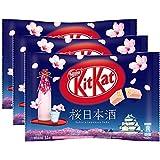 ネスレ キットカット 桜日本酒 12枚×3袋