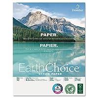 EarthChoiceオフィス用紙92明るさ20lb 81/ 2x 11ホワイト5000/カートンパックof 2
