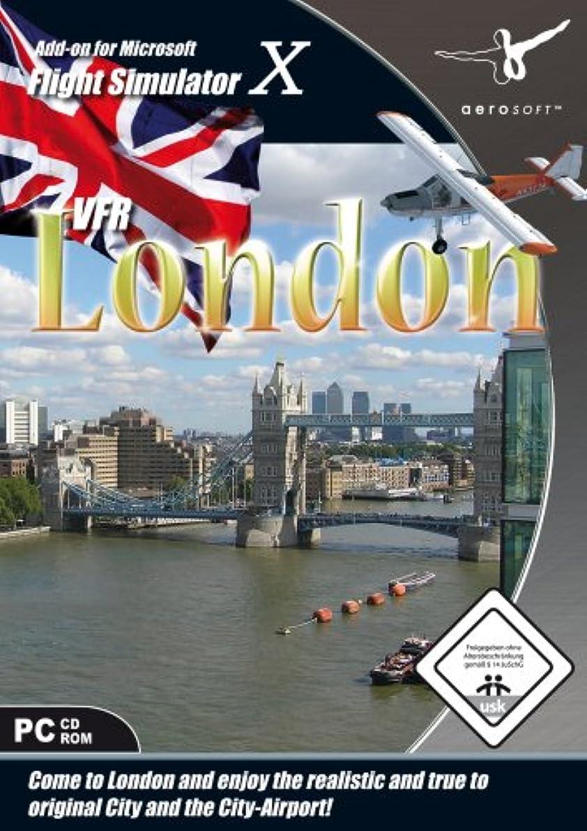 組み合わせ魅力的ブルゴーニュVFR London X (FSX) (輸入版)