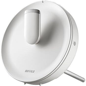 BUFFALO WiFi 無線LAN connectシリーズ 親機 WTR-M2133HP 11ac 866+866+400Mbps 独自メッシュ機能搭載 最大27台 4LDK 【iPhone8/iPhoneX/Echo メーカー動作確認済み】